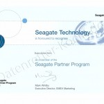 Seagate Technology Partner